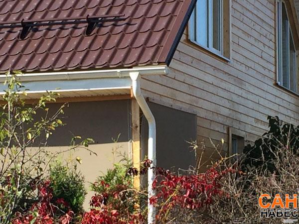 Уличные шторы: материал Батилин