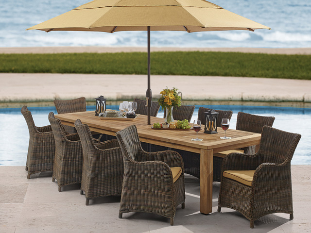 mandalay-resin-wicker-furniture-outdoor-patio-furniture-pertaining-to-dining-table-with-wicker-chairs-decorating