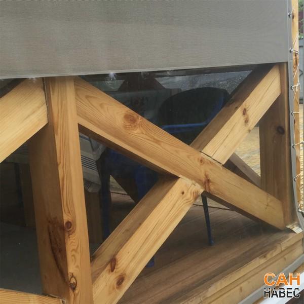 Защитные шторы Стамисол - 2