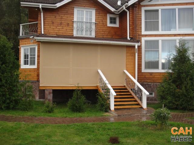 Уличные шторы-: материал Батилин